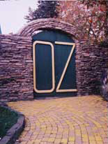 Land of Oz Enterance