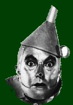 Tinman Picture Click here to goto our Individual Oz Characters Page
